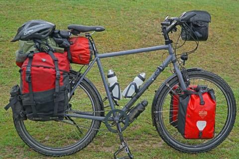 Tourenrad mit notstrøm von www.biketour-global.de