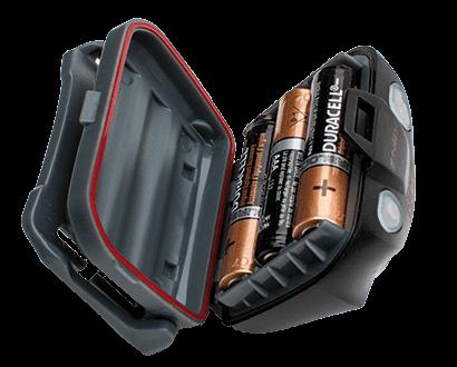 Nitestrom-Batteriefach