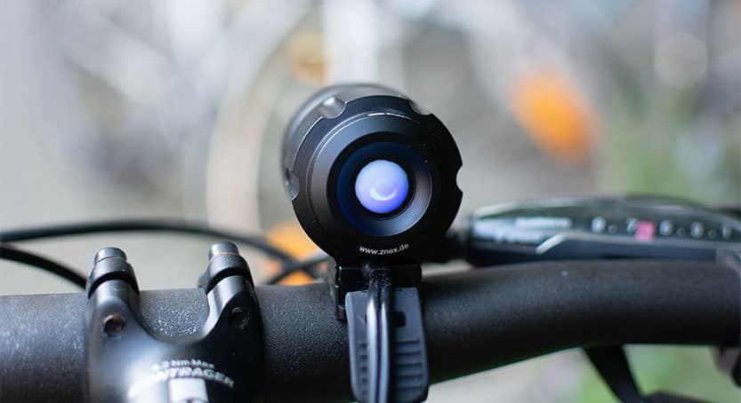 ØM3 blue click button